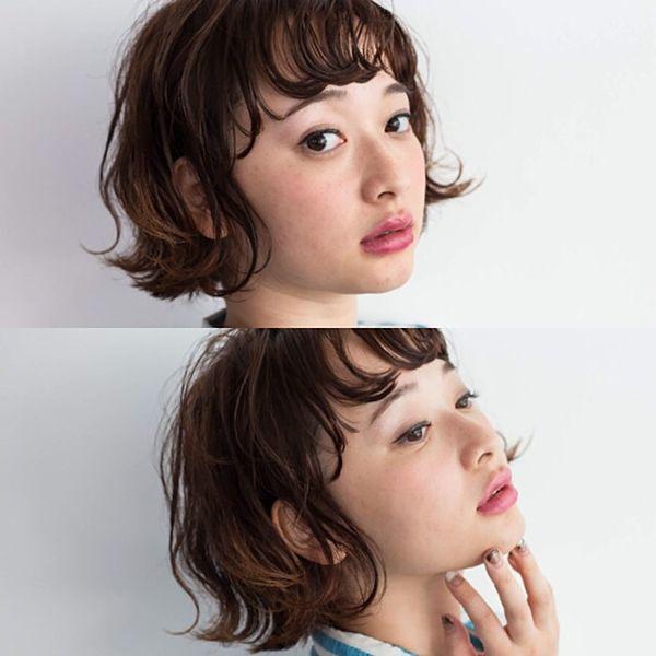 髪の毛全体に動きを生んで さらに色気を意識してみる。|MERY [メリー]
