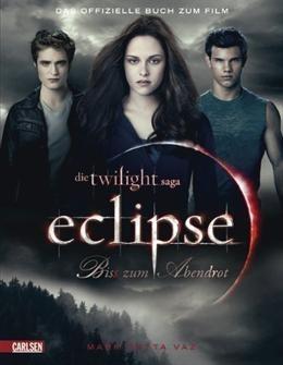 Stephenie Meyer - twilight saga eclipse - Biss zum Abendrot
