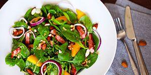 Spinach Salad   Canadian Diabetes Association