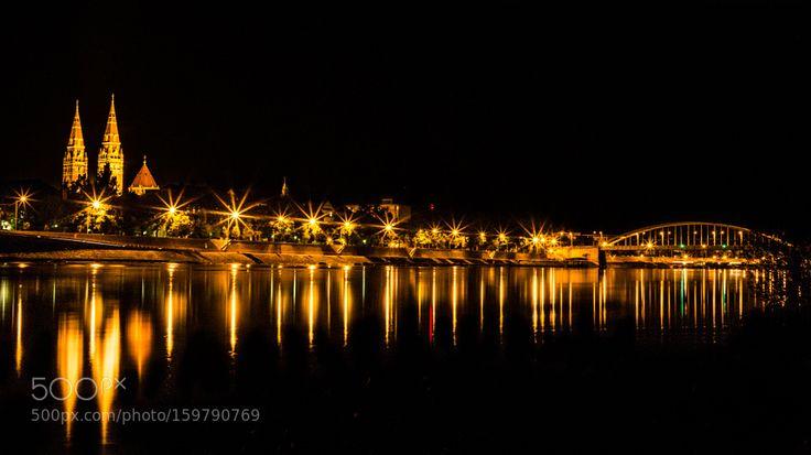 Szeged Night View by MrFox_9