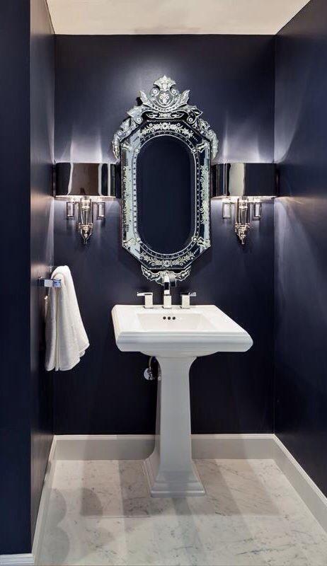 best ideas about blue bathroom decor on pinterest powder room decor