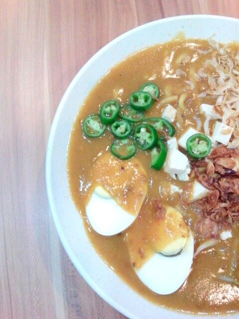 Mee Gorang // malay cuisine (: