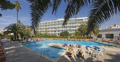 Spain Hotels: Hotel Tropical - San Antonio