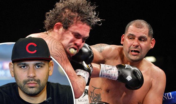 Who is Eric Molina? Anthony Joshua's next opponent nearly quit boxing to become a teacher