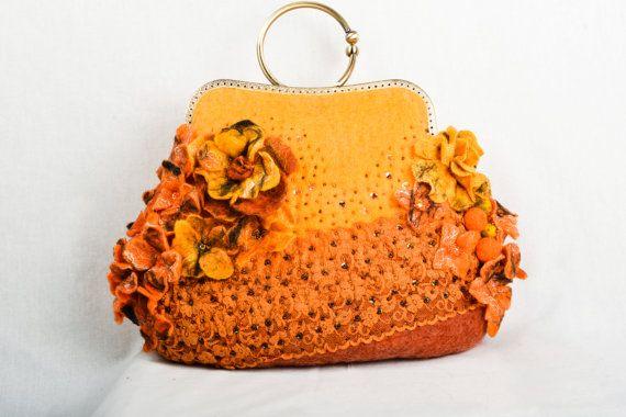 Цветы осени от EleganceCollections на Etsy, €149.00