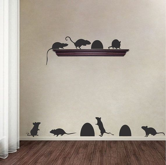 Wall Wall Silhouettes And Decal Stickers Wrought Iron Haven Wall Art