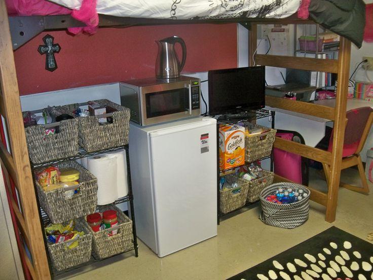 Decorating Ideas > 25+ Best Dorm Kitchen Ideas On Pinterest  Space Kitchen  ~ 163506_Dorm Room Kitchen Ideas