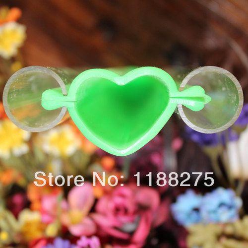 groot hart buis pijp zeep mal flexibele siliconen mal voor handgemaakte zeep kaars snoep koek fimo hars ambachten $28,55 ($2,44 Shipping)