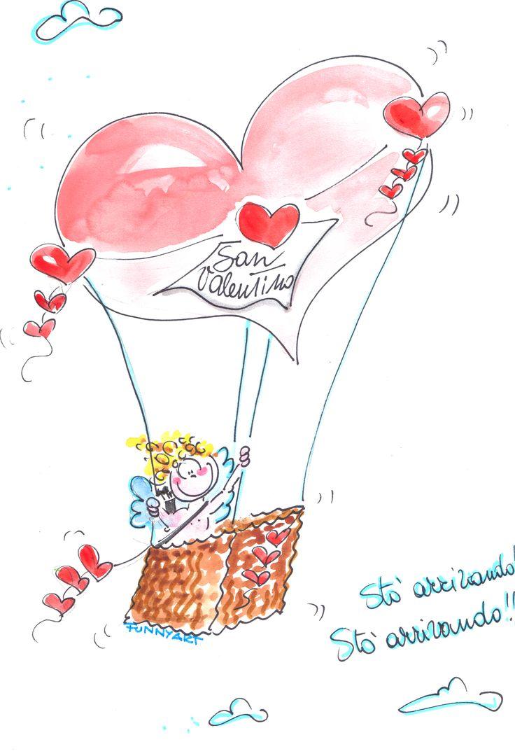 San Valentino's Angel