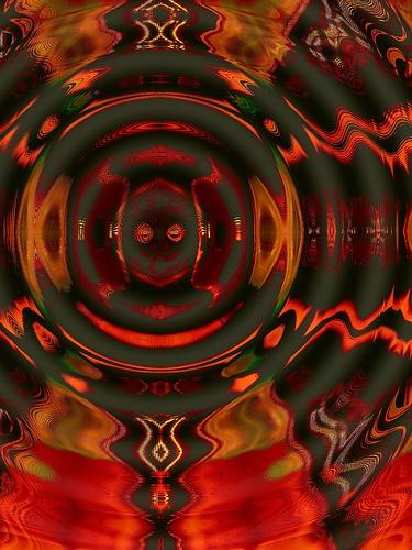 """""""Digital Serape"""" by seattlerayhutch45, via Flickr"""
