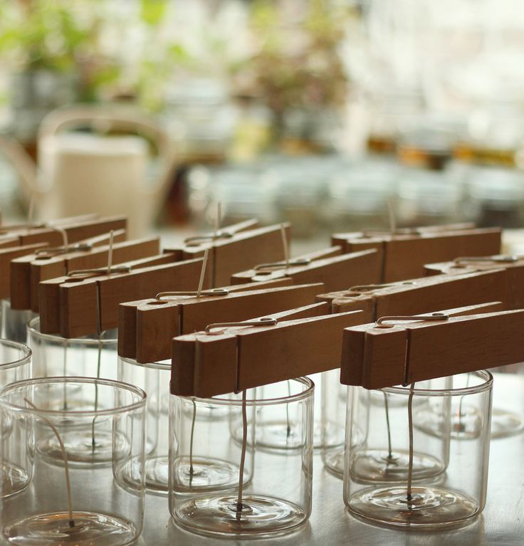 Mirins Copenhagen - Making Soy Candles