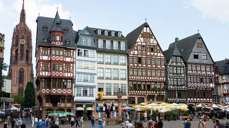 Images Frankfurt Is The Most Beautiful Cities In Germany Germany Tourism Pinterest