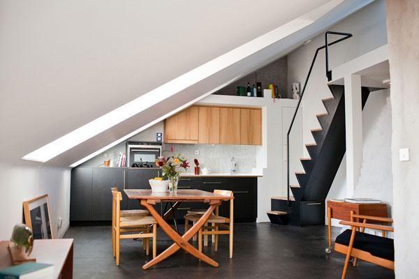 Decorar un duplex de 50m2 | Decorar tu casa es facilisimo.com