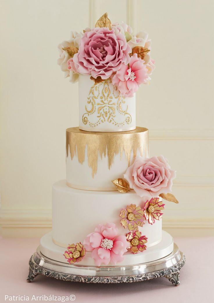 Curso de tartas de boda de alta costura