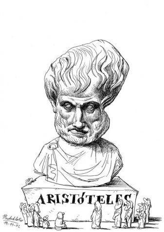 caricatura de Aristóteles - Buscar con Google