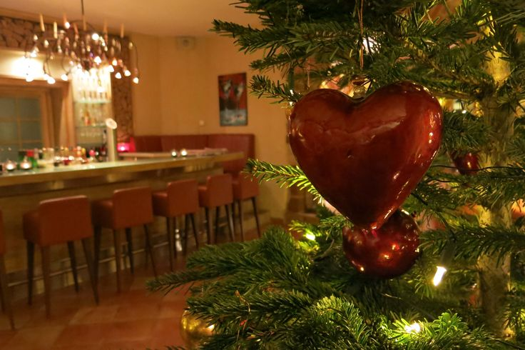 Frohe Weihnachten im Romantik Hotel am Brühl <3