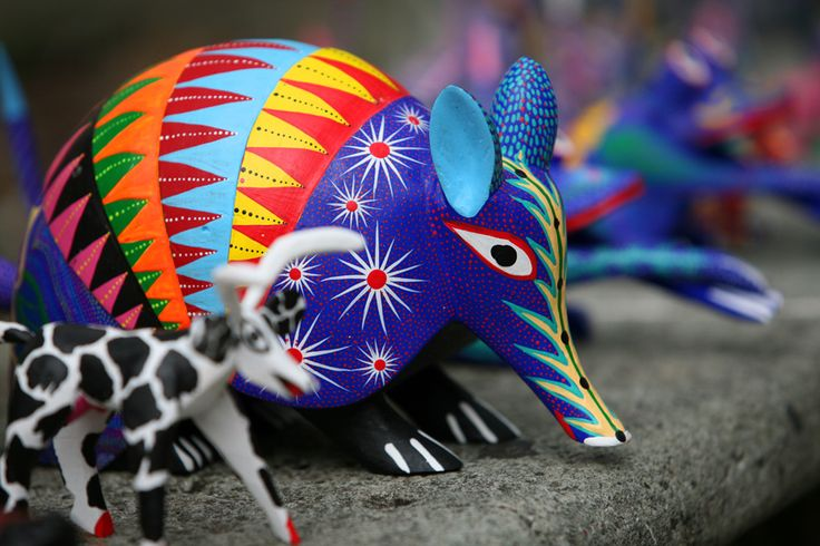 17 best images about oaxacan art on pinterest animal for Oaxaca mexico arts and crafts