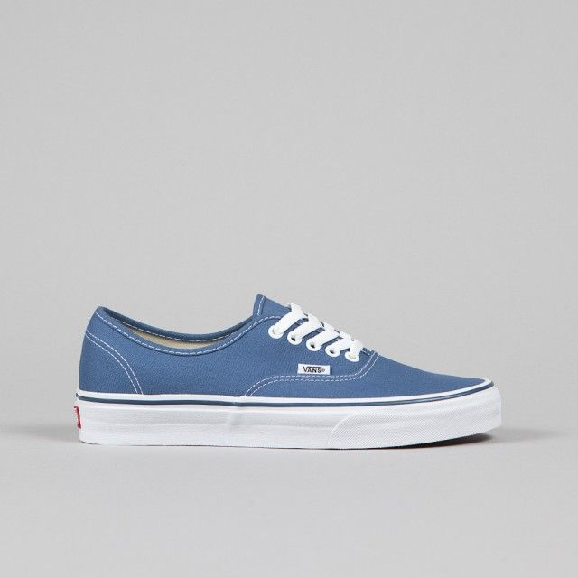 Vans Authentic Navy | Flatspot