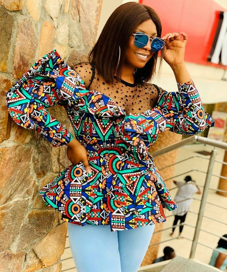 Latest African Fashion Dresses : Elegant Chic Styles You Will Love to Slay