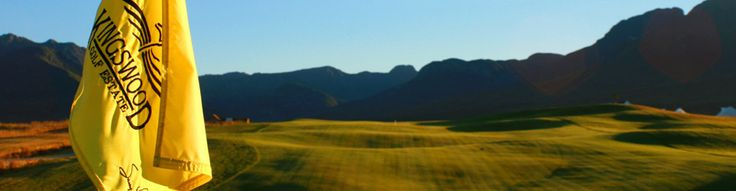 Outeniqua Mountains surrounding Kingswood Golf Estate