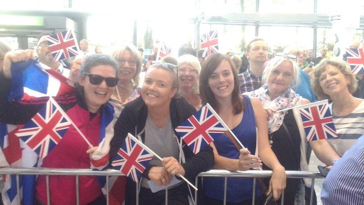 """British Olympic Athletes All Used Same Luggage, Had a """"Fun"""" Time Finding Their…"""
