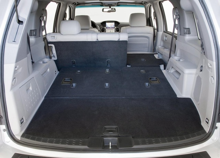 2009 Honda Pilots space is the mail reason we own this SUV. They have so much room!