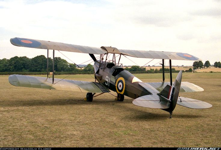 A 62 year old at the Battle Over Britain Display in 1990 - Photo taken at Old Warden - Biggleswade in England, United Kingdom on August 5, 1990.