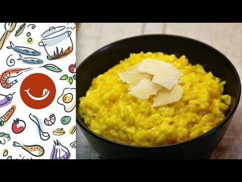 Cómo preparar risotto italiano.  YouTube