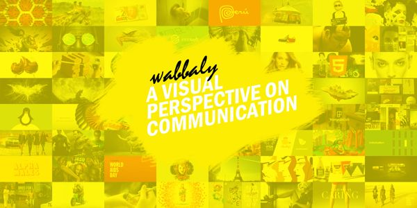 Wabbaly, a visual perspective on communication by Sergiu Naslau
