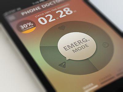 iPhone app by Corey Lui
