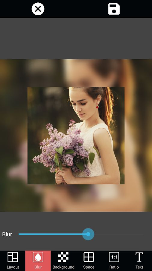 Editor de Fotos Collage Maker: captura de pantalla