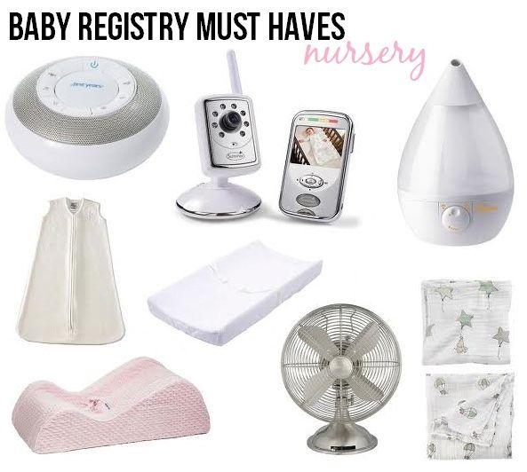 Baby Registry Must Haves   Little Baby Garvin