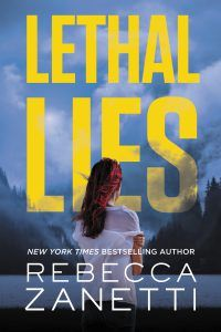 Rebecca Zanettis Heath Jones from Lethal Lies on baiting a serial killer & getting serious in the sack #excerpt #giveaway