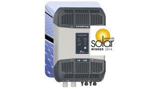 Studer Innotec's new MPPT VarioString Solar Industry Awards winner 2014