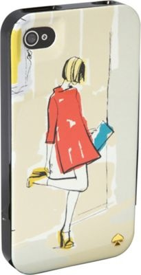 kate spade new york Resin iPhone Case- Garance Girl Mutli <3