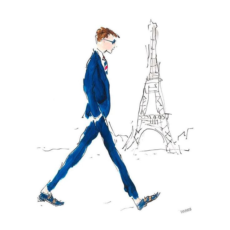 Bonjour Paris ! To announce the latest Santoni boutique opening in Paris at 36 Avenue George V we have chosen New York Illustrator and Artist Mr. @Richard_Haines to capture in a drawing the worlds of luxury, quality, craftsmanship, design and perfection. #SantoniGeorgeV #RichardHaines #Santoni #SantoniShoes #BoutiqueOpening #Paris #France #AvenueGeorgeV