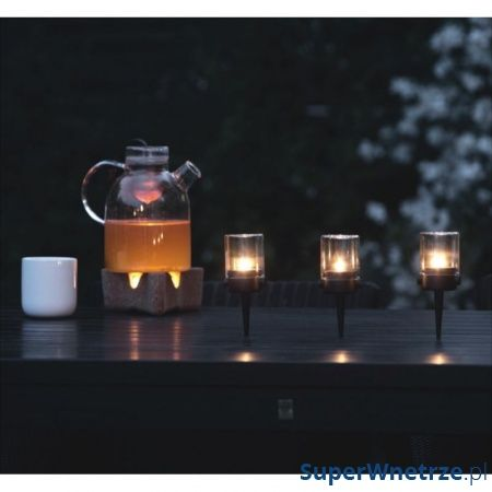 Świecznik ogrodowy Menu Pipe Hurricane 4744129