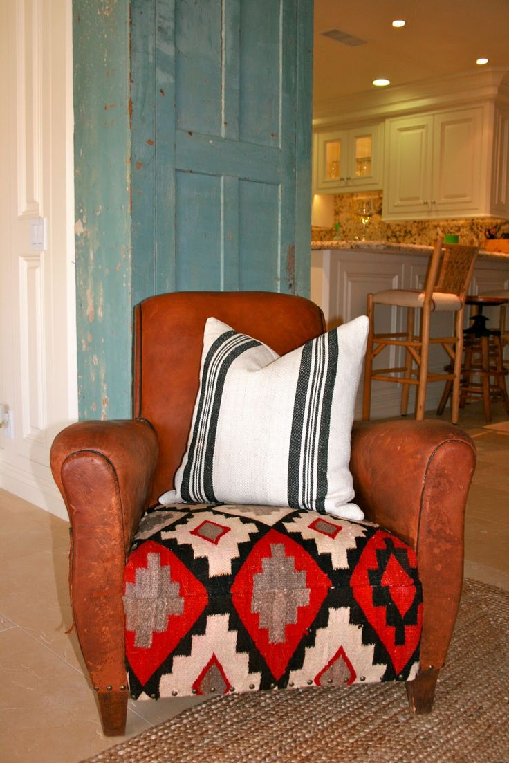 Deckstühle rustikale möbel navajo teppiche nazi stoff coole stühle ledersessel condo furniture furniture update dining room chairs
