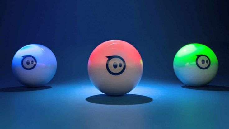 World's first robotic ball !  http://top5electronics.com/