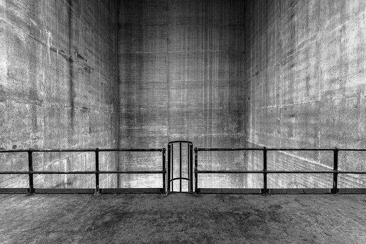 Inside 25 de Abril Bridge north Pilar. Photo by Ricardo Oliveira Alves #architecture #architects #architecturephotography #archdaily #architecturelovers #photoftheday #instagram #instadaily #nikonphotographer #p3top #portugal #madeinportugal #lisboa #minimalism #portuguesearchitecture #portuguesephotographer #ricardoliveiralvesphotography #igers #ricardooliveiraalves #25abrilbridge #docomomophotoprize #fall2017 #megastructures