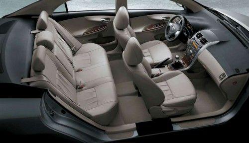 Toyota Corolla 2012 interior 500x288 Toyota Corolla 2012   Preço