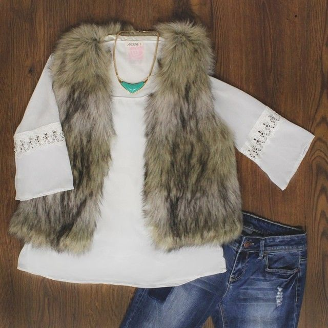 Vest obsessed! #like or #love? #ardenewildchild #ardenelove