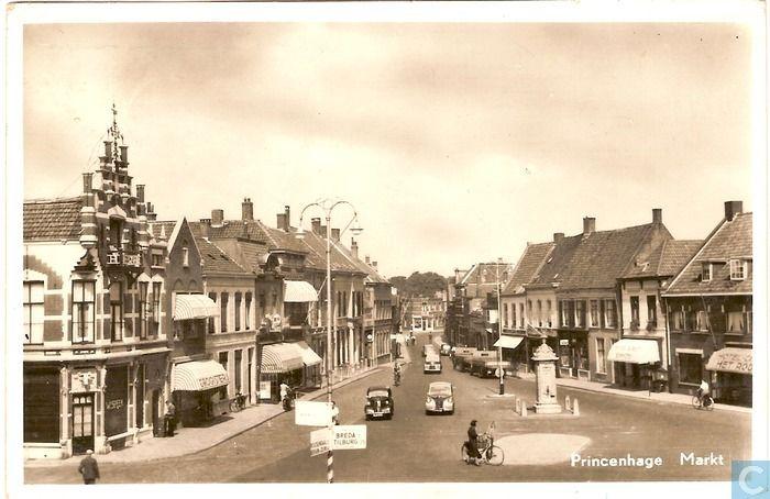 Breda - Haagse Markt - 1958.