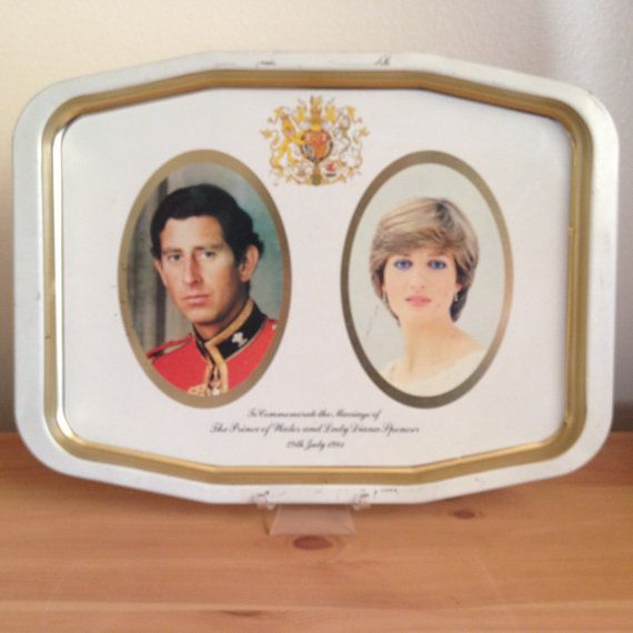 Prins Charles en Lady Diana Spencer Commemorative door joyeuxtout