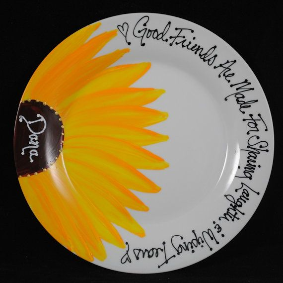 Best 25 painted plates ideas on pinterest - Cool designs to paint ...