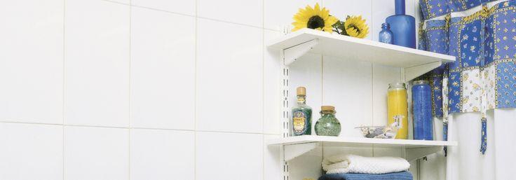 Sistemas de repisas ideales para solucionar tus espacios