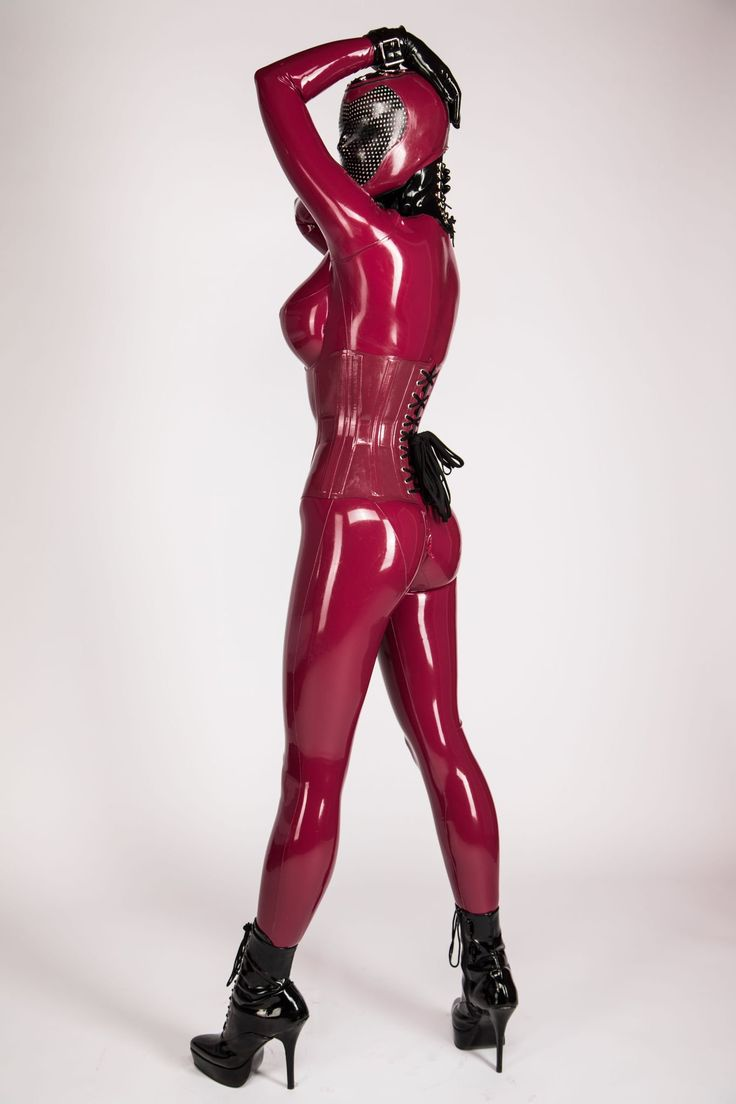 latex boots movie