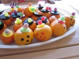 mandarijnen gezichtjes traktaite
