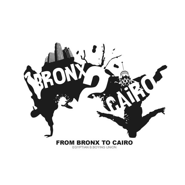Bronx 2 Cairo | Logo on Behance