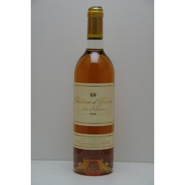 Chateau d'Yquem 1990, achat au meilleur prix Chateau d'Yquem 1990 http://www.comptoirdesmillesimes.com/chateau-yquem/chateau-yquem-1990.html